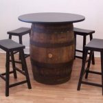 Best White Oak Whiskey Barrel Tables 2021